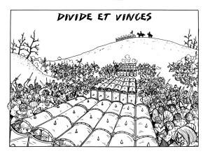 Divide_y_venceras___Ejercito_by_Horusart