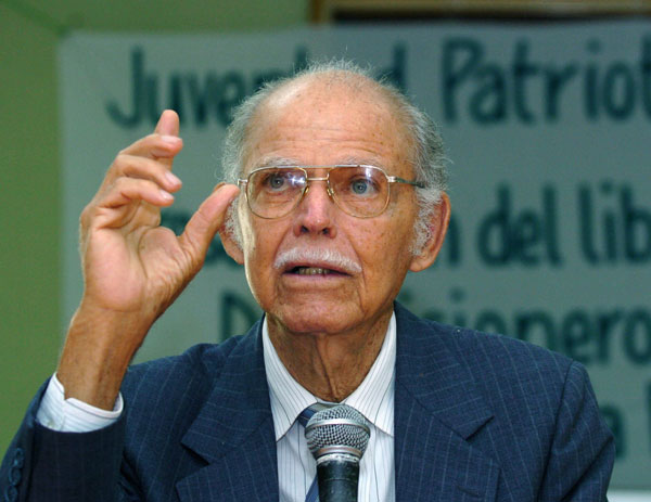 Hubert Matos (Yara, 1918 - Miami, 2014)