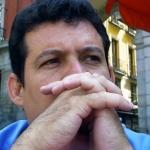 Amir Valle, kubanischer Schrifsteller und Journalist 11. Gijón, Spanien.