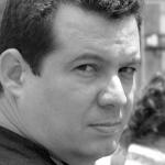 Amir Valle, kubanischer Schrifsteller und Journalist 13. Foto: Zeki. Gijón, Spanien.