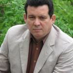 Amir Valle, kubanischer Schrifsteller und Journalist 14. Berlin, Deutschland.