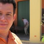Amir Valle, kubanischer Schrifsteller und Journalist 19. San Juan, Puerto Rico.