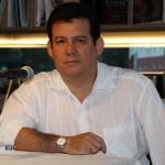 Amir Valle, kubanischer Schrifsteller und Journalist 20. Berlin, Deutschland.