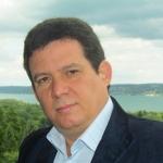 Amir Valle, kubanischer Schrifsteller und Journalist 24. Foto: Berta Medina. Feldafing, Deutschland.