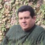Amir Valle, kubanischer Schrifsteller und Journalist 9. Langenbroich, Deutschland.