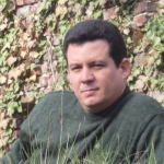 Amir Valle, writer and journalist 9. Langenbroich, Germany.