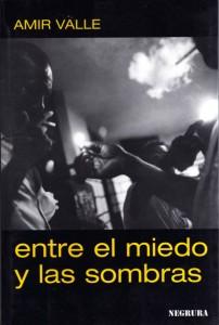 Entre el miedo y las sombras, novela, Amir Valle
