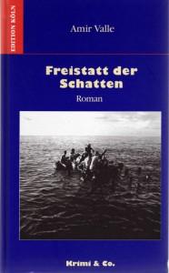 Santuario de sombras, novela, Alemania, Amir Valle