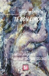 Té con limón, antología del cuento erótico escrito por narradoras cubanas, Amir Valle