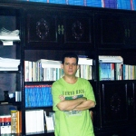 """""""A fines del 2004 permutamos hacia la calle Rayo. Allí pude tener un gran estudio"""". La Habana, Cuba, 2004."""