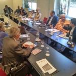 """Durante la presentación del libro """"Palabras amordazadas. Censura en Cuba"""" en evento organizado en Ginebra por el Observatorio Cubano de los Derechos Humanos, en Ginebra, Suiza, 5 al 8 de junio de 2016."""