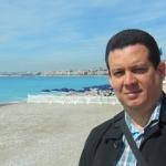 """""""El mar, siempre el mar, revolviendo los límites que has impuesto a la nostalgia"""".  Niza, Francia, 2012."""
